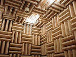 Anechoic wedges